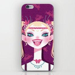 Bitch Please: Sailor Moon iPhone Skin