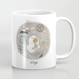 Virgo Earth Coffee Mug