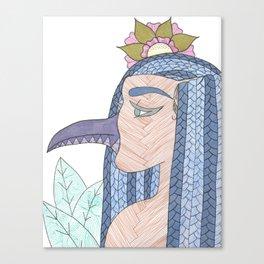 La Toucana  Canvas Print