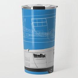 Dymaxion Travel Mug