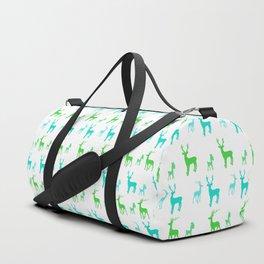 AFE Reindeer Pattern Duffle Bag