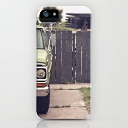 I better be quiet now iPhone Case