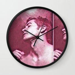 Jake Gyllenhaal 1 Wall Clock