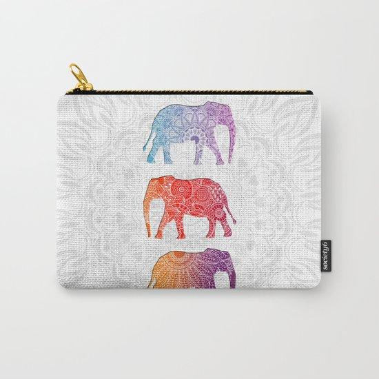 Elephantz II Carry-All Pouch