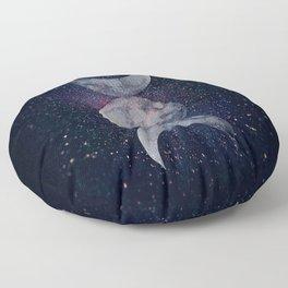 Shining Lunar Symbol Floor Pillow