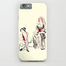 Cabaret Cafe Slim Case iPhone 6s
