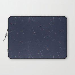 Zodiac Constellations Pattern Laptop Sleeve