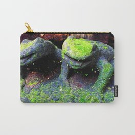 The Frog Princes Carry-All Pouch