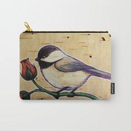 Smol Wildbird Carry-All Pouch