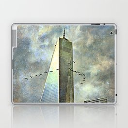 Skyline shift Laptop & iPad Skin