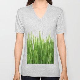 liaves rice Unisex V-Neck