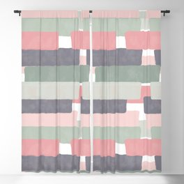 Soothing #society6 #abstractart Blackout Curtain