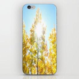 Autumn Joy iPhone Skin