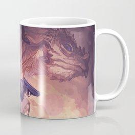Dragons of Dorcastle Coffee Mug