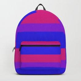 Bisexual Pride Flag v2 Backpack