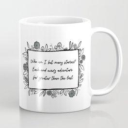 Each and Every Journey Coffee Mug