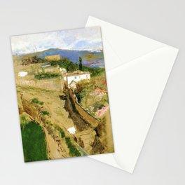 Granada Landscape - Digital Remastered Edition Stationery Cards