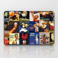 beer iPad Cases featuring BEER by Adidit