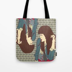 scratcher Tote Bag