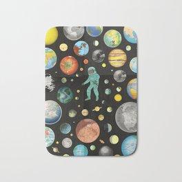 Spaceman Bath Mat