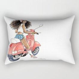 Tour Rectangular Pillow