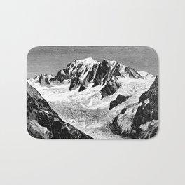 Existing Alpine Glacier Bath Mat