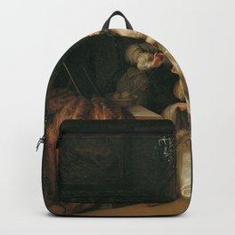 Adam Johann Braun - Der galante Helfer Backpack