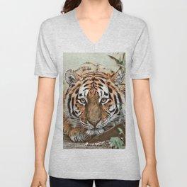 Toony Tiger Unisex V-Neck