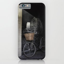 Ride In the Shadows iPhone Case