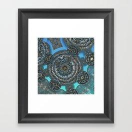 IsoPod 52 Framed Art Print