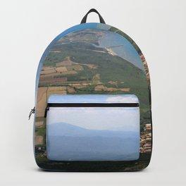 Akyaka and The Bay Of Gokova Photograph Backpack