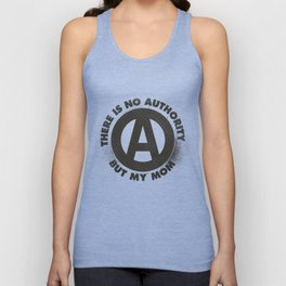 There Is No Authority Unisex Tank Top