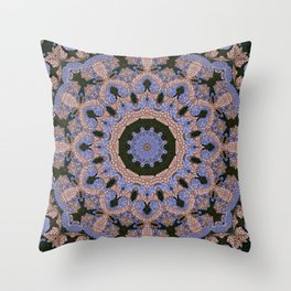 Persian carpet 8 Throw Pillow