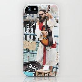 Rock-N-Roll iPhone Case