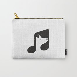 Bark Note Carry-All Pouch