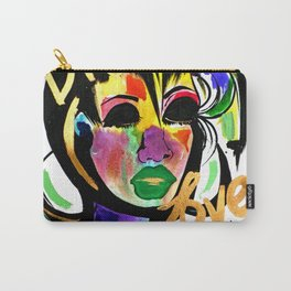 Dream, Love, Live Carry-All Pouch