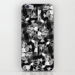 smplmag marble pattern iPhone Skin