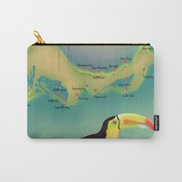 Providenciales turks and caicos Carry-All Pouch