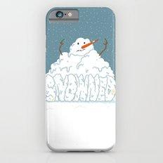 SNOWNED iPhone 6s Slim Case