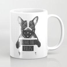 Rebel dog Coffee Mug