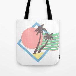 Summer Nostalgia Tote Bag