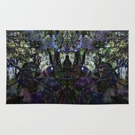 Forest Worship Rug