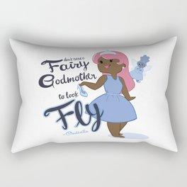 Fly Cinderella Rectangular Pillow