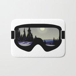 Morning Goggles Bath Mat