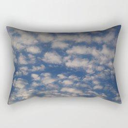 blue sky Rectangular Pillow