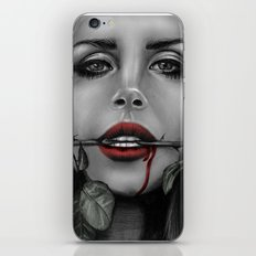 + Look What You've Done + iPhone & iPod Skin