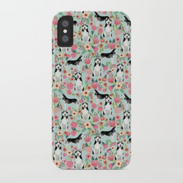 Husky dog breed must have gifts for dog person husky owner presents iPhone Case