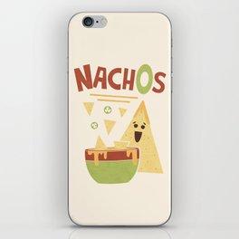 NachOs iPhone Skin