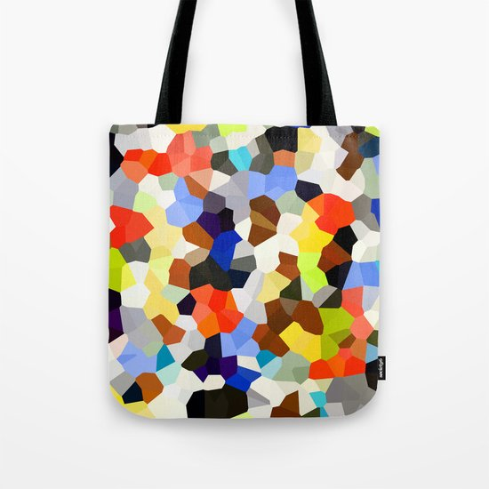 Tulip New Year Moon Love Tote Bag