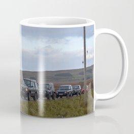 Landrover Convoy Coffee Mug